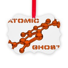 Atomic Ghost Ornament