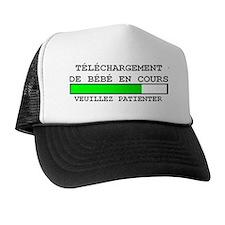 TELECHARGEMENT BEBE VERT MATERNITE Trucker Hat