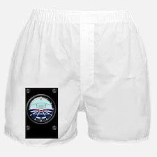 AHiphoneSnapeCaseBlack Boxer Shorts