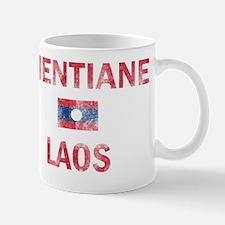Vientiane Laos Designs Mug
