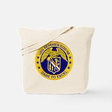 uss semmes patch transparent Tote Bag