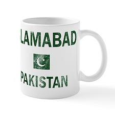 Islamabad Pakistan Designs Mug