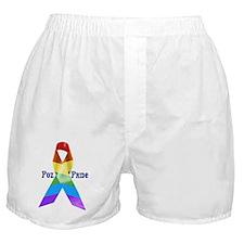 Poz + Proud Boxer Shorts