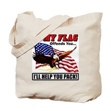 offends8 Tote Bag
