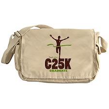 C25K Grad (Women) Messenger Bag