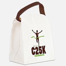 C25K Grad (Women) Canvas Lunch Bag