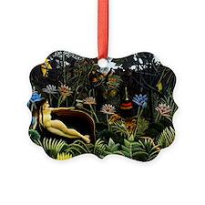 Henri Rousseau The Dream. Ornament