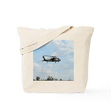 Tote7x7_Blackhawk_2 Tote Bag