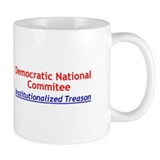 DNC Traitors Mug