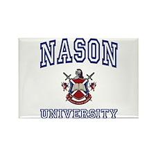 NASON University Rectangle Magnet