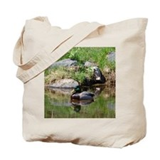 Tote7x7_Duck_1 Tote Bag