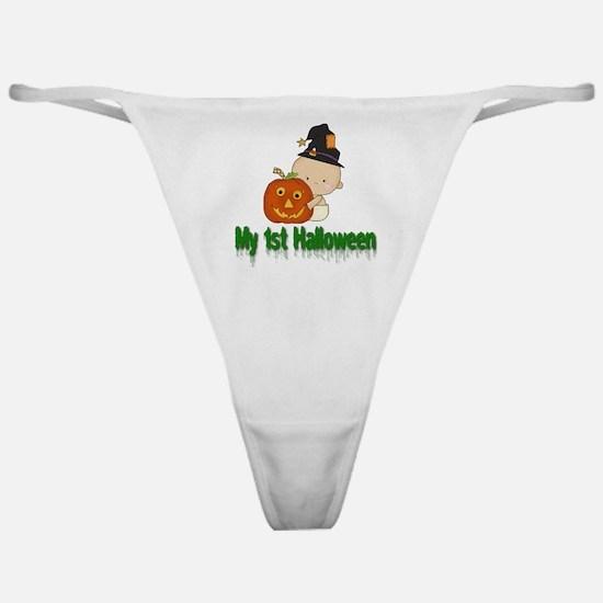 My 1st Halloween Classic Thong