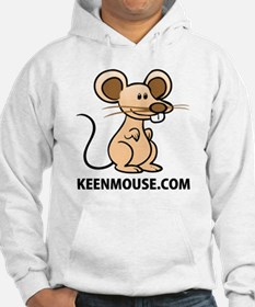 Plush Bunny Keen Mouse Mascot Hoodie