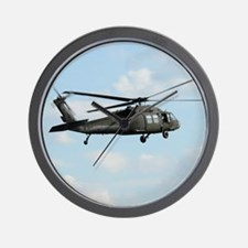 Tote7x7_Blackhawk_4 Wall Clock