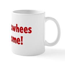 California Towhees are awesom Mug