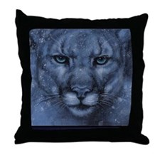 Ghost in the Storm Throw Pillow
