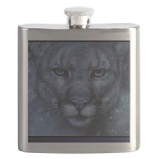 Ghost in the Storm Flask