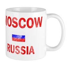 Moscow Russia Designs Mug