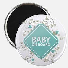 Baby on Board - Boy Magnet