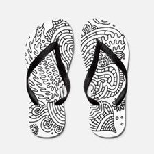 Doodle #28 Flip Flops