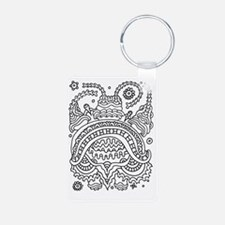Doodle #36 Keychains