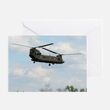 Tote7x7_Chinook_2 Greeting Card