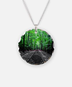 Ghostly Walk Necklace