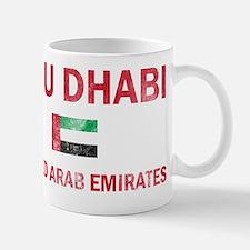 Abu Dhabi United Arab Emirates Designs Mug