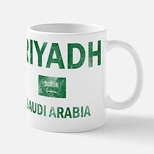 Riyadh Saudi Arabia Designs Mug
