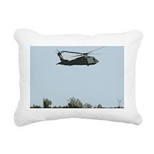 Tote7x7_Blackhawk_1 Rectangular Canvas Pillow