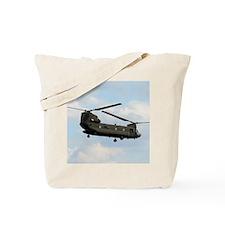 Tote7x7_Chinook_4 Tote Bag