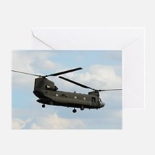 Tote7x7_Chinook_4 Greeting Card