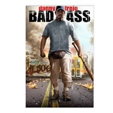 BAD ASS Poster 2 Postcards (Package of 8)