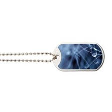 Old Man Of The Andes Rain Drops Dog Tags