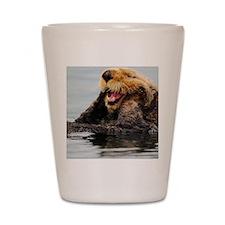 Tote7x7_Otter_2 Shot Glass