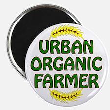 Urban Organic Farmer  Magnet
