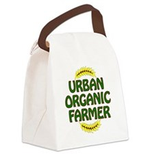 Urban Organic Farmer  Canvas Lunch Bag
