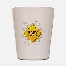 Baby on Board - Baby Shot Glass