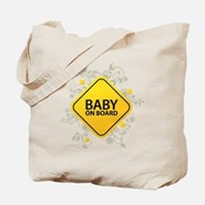 Baby on Board - Baby Tote Bag