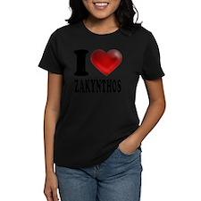 I Heart Zakynthos Tee
