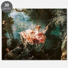 Jean-Honoré Fragonard The Swing Puzzle