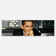 Barack Obama Coffee Mug Bumper Bumper Sticker