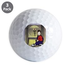 THEYD LET YOU ROLL YOUR OWN SKEE-BALL Golf Ball