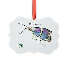 Diva Moth Ornament