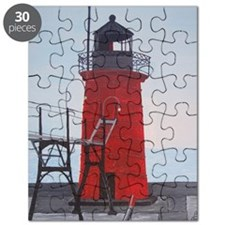 South Haven Lighthouse Puzzle