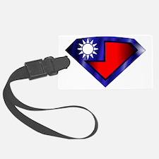 Super Taiwan Luggage Tag