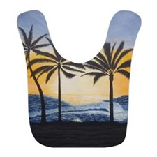 Hawaiin Sunset Bib