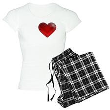 I Heart Rhodes Pajamas