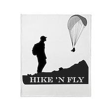 Hike 'N Fly Throw Blanket
