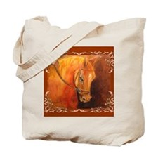 Hanoverian Stallion Tote Bag